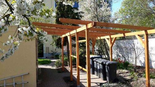 Holzunterkonstruktion