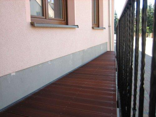Terrassenbelag Bangkirai