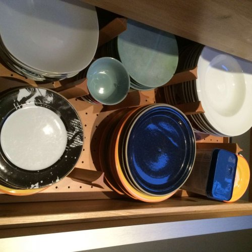 Stauraum Küche