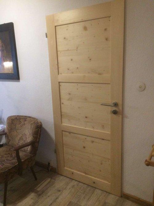 Zimmertür im Landhausstil Fichte