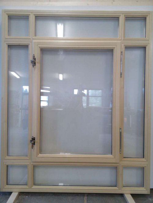 Neuanfertigung  9-teiliges Fenster nach historischen Vorbild